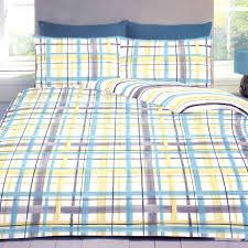 hadley blue duvet set expand