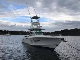35 Boston Whaler One Chance 2014 Provincetown Denison Yacht Sales