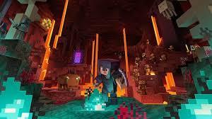 minecraft 2 07 ps4 nether update now