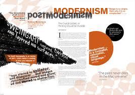 process post modernism vs postmodernism poster the sm atilde para rg atilde yen sblog