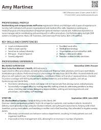 Entry Level Registered Nurse Resumes Entry Level Registered Nurse Resume Examples Sample Resume