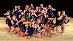Dance Group Ladies Shine Performance Dance Group Latin Fire Dance