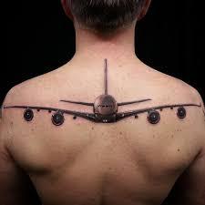 Tetovací Letadlo Hodnota Balónové Tetování Je Alternativou Letectví