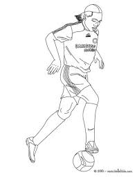 Small Picture Maradona playing soccer coloring pages Hellokidscom