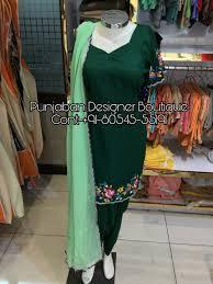 Designer Salwar Kameez Boutique In Bangalore Designer Suits In Bangalore With Price Punjaban Designer