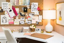 add color to make your space feel fresh your office is a big part of your life and a representation of your personal style make it great chic office desk