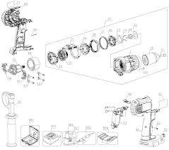 dewalt drill parts. part diagram dewalt drill parts
