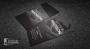 Free Modern Minimal Photographer Business Card Template