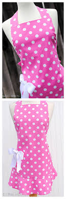 pattern idea cute easy apron pattern crazy little projects
