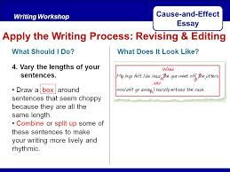 cause and effect essay ppt video online  14 cause and effect essay