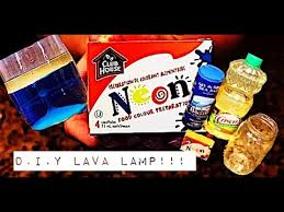 How To Make A Lava Lamp Without Alka Seltzer Classy DIY LAVA LAMP WITHOUT ALKA SELTZER YouTube