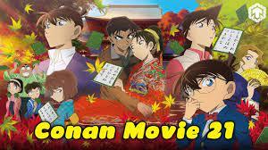 Conan Movie 7: Mê Cung Trong Thành Phố Cổ   Thám Tử Lừng Danh Conan