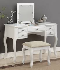 Bedroom Vanity Table With Hollywood Lights Wooden Dressing Table ...