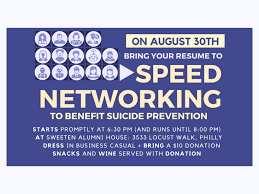 Speed Networking Flyer Event By Nick Rimsa Dribbble Dribbble