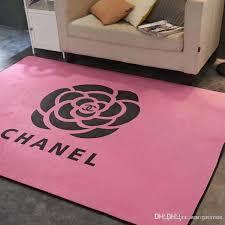 pink simple flower bathroom carpet kitchen doormat decoration home office alfombra anti slip rug tapete floor mat plush carpet tiles rug from