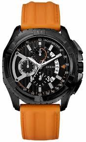guess w18540g2 speedway chronograph black ip men s watch guess guess w18540g2 speedway chronograph black ip men s watch
