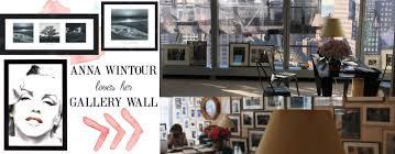 anna wintour vogue office decoration wall art anna wintour office google