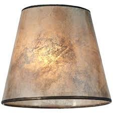 mica lamp shade blonde mica lamp shade clip on pottery barn mica filigree lamp shade