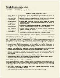 Environmental Officer Sample Resume Enchanting Environmental Executive Resume Example
