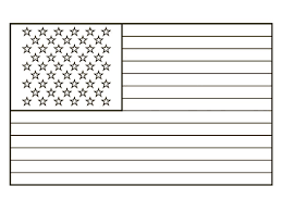 Small Picture united states of america flag coloring page free american flag