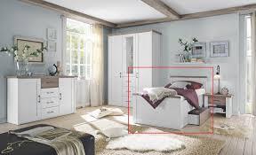 100x200 Komfortbett Inkl Bettschubkasten Luca Von Pol Power Pinie