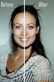 spark debate on reddit with and without makeup caseakeup tattoos makeup olivia wilde retouching split by 4and4 olivia wilde retouching split by 4and4