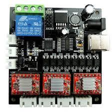 arduino cnc grbl v0 9 board