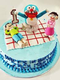 On Doraemon Birthday Cake Birthdaycakeformenga