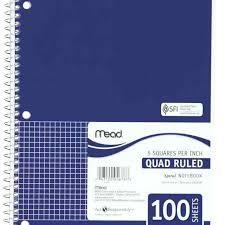 Five Star Graph Paper Notebook Graph Paper Notebook Target Downloadd Co