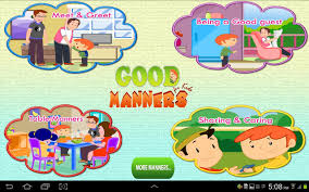 good manners for kids google play store revenue  screenshots