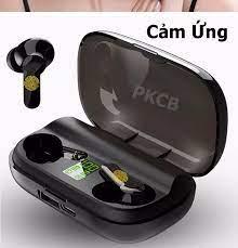 Tai Nghe Bluetooth không dây True Wireless earbuds cảm ứng PKCB267 - Hàng  chính hãng