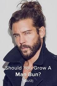 Hair Style Quiz quiz should you grow a man bun man bun fashion forward and 5687 by wearticles.com