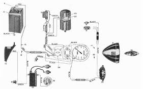 wiring diagram for 1947 harley davidson circuit wiring diagrams 1947 harley davidson wiring