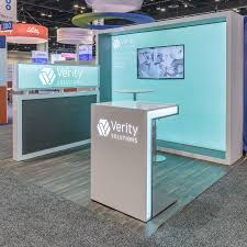 Booth Design Group Inc Exhibitor Verity Solutions Group Inc Design Exhibits