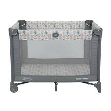graco bedroom bassinet portable crib. graco pack \u0027n play playard - hipster safari bedroom bassinet portable crib