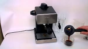 Frothing arm makes creamy froth to top off your cappuccinos and lattes. Mr Coffee Archives Jeffs Reviews