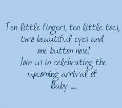 Baby Shower Quotes Classy 48 Lovely Examples Of Wording For Your Shower Invites Angel