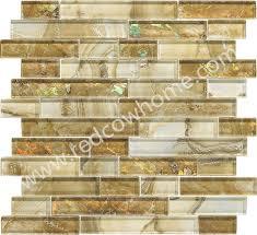 laminated glass mosaic tile