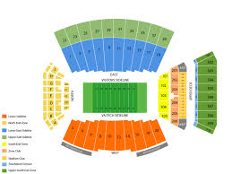 William And Mary Football Stadium Seating Chart Virginia Tech Hokies Football Tickets At Lane Stadium On September 8 2018 At 2 00 Pm