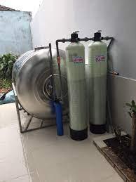 Bình Composite Lọc Nước Phèn - Xử lý nước Bách Khoa