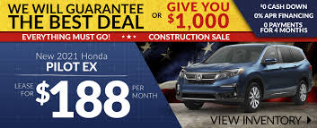 View ganley honda new car specials here for sign'n'drive leases and honda financing offers. New Used Honda Dealer In Miami Fl South Motors Honda