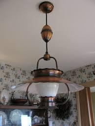 retractable lighting. Mid Century Copper Retractable Lighting : Installing Ceiling Lights E