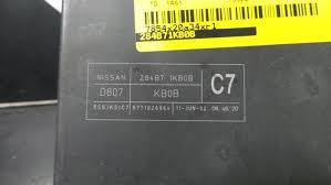 used nissan juke fuse box 284b71kb0b bzj proxyparts com nissan juke fuse box at Nissan Juke Fuse Box