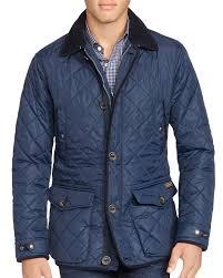 Polo Ralph Lauren Diamond Quilted Jacket   Bloomingdale's &  Adamdwight.com
