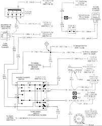 dodge the turn signals and brake light do not work fuses fusible 1990 Dodge Dakota Ignition Wiring Diagram if you have power at the red black wire at the turn switch with the key on jump to the dark green yellow stripe wire your rear turn signal should flash 1990 dodge dakota wiring diagram