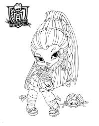 monster high pages to color monster high babies coloring pages printable coloring pages monster high see