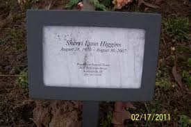 HIGGINS, SHERRI LYNN - Pulaski County, Arkansas   SHERRI LYNN HIGGINS -  Arkansas Gravestone Photos