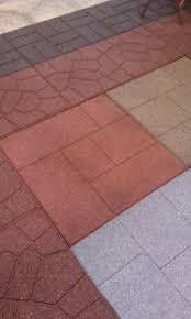 excellent rubber floor covering 82 rubber flooring for stairs recycled rubber flooring tiles small size