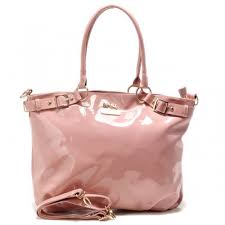 Coach Madison Kelsey Smooth Large Pink Satchels ABP