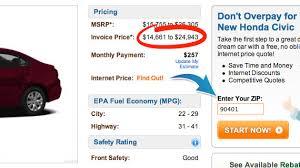 Car Price Quotes